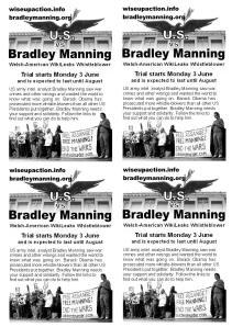 brad trial flyers