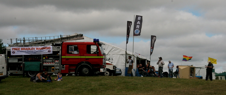 Fire Engine Tour London