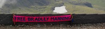 snowdon summit banner
