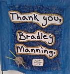 thank you brad knit-in