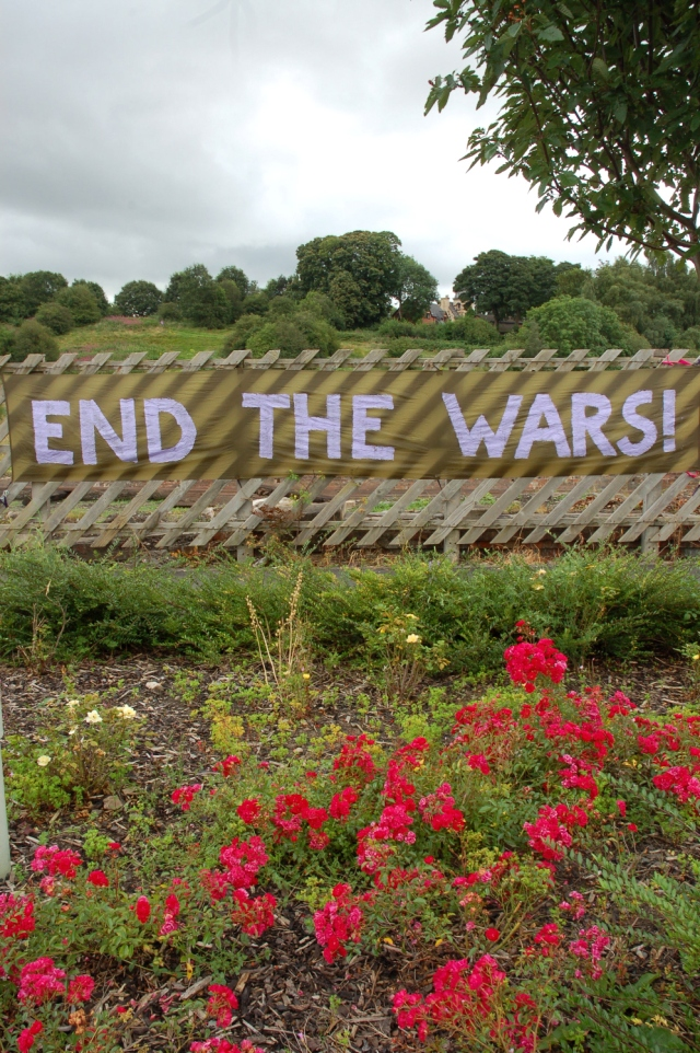 09 end the wars with flowers