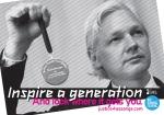 assange inspires