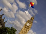 big ben balloons