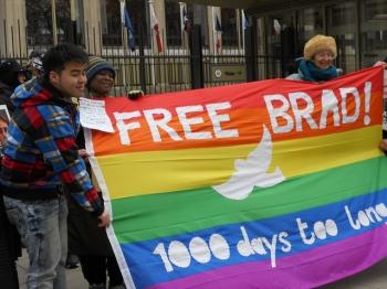 BRAD 1000 DAYS dove banner 8502518243_8618aedffd_z