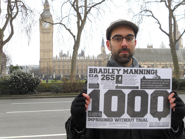 BRAD 1000 DAYS parliament