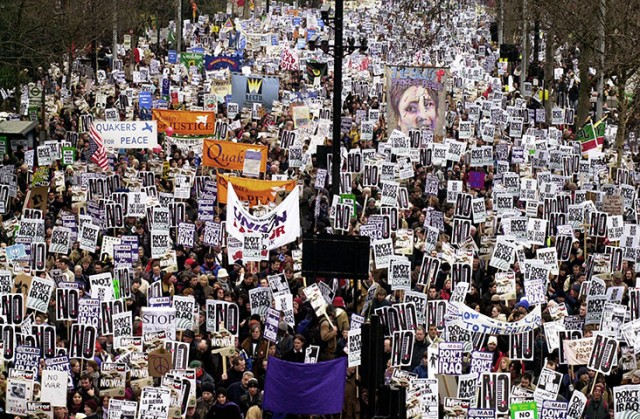 BRAD - guy's iraq-war-demonstrations-february-15-2003