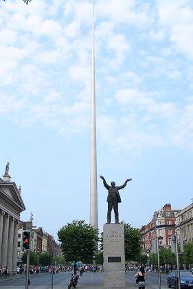 BRAD SPIRE, GPO DUBLIN