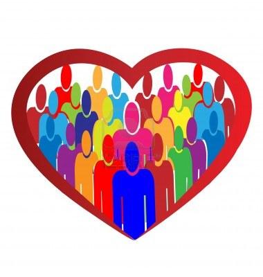 diversity-people-heart-logo