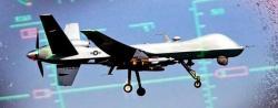DRONE in sky drone