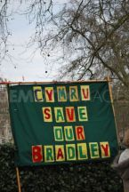 BRAD US EMB WELSH BANNER