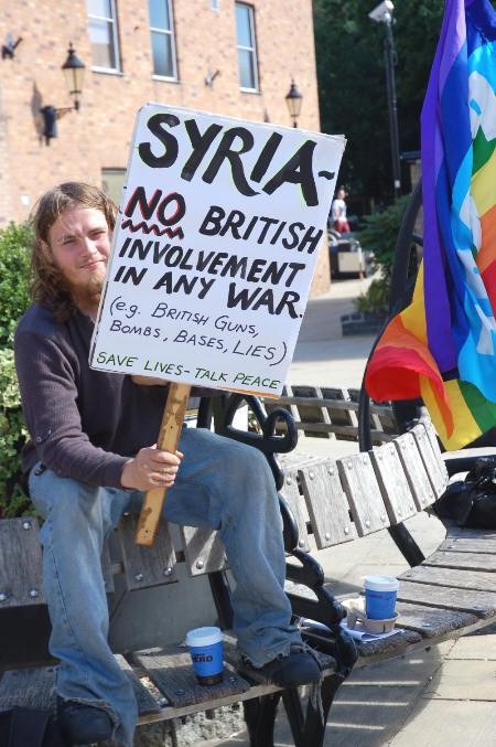 03 sm no british involvement in war
