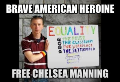 Chelsea equality manning