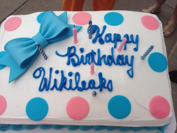 WikiLeaks Has Survived 7 Years Happy Birthday And Many
