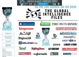 WikiLeaks Stratfor hack GI Files
