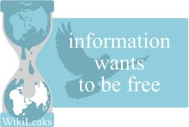 WikiLeaks information wants to be free