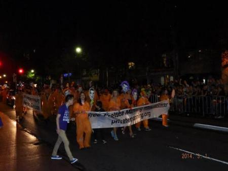 Chelsea Mardi Gras sydney
