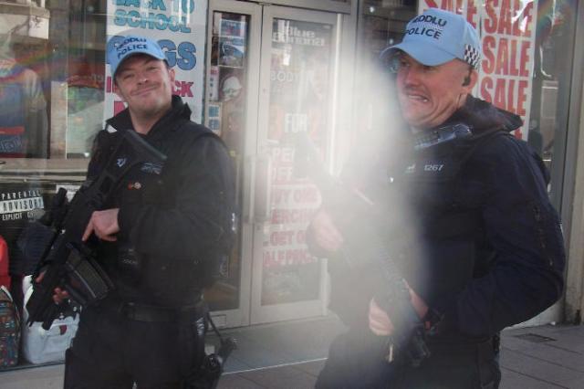 11 militarised policing sm