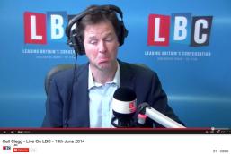 Clegg on Assange