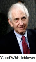 Dan Ellsberg good whistleblower