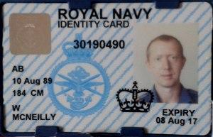 id card col