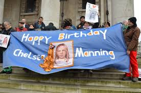 Chelsea birthday banner 2014