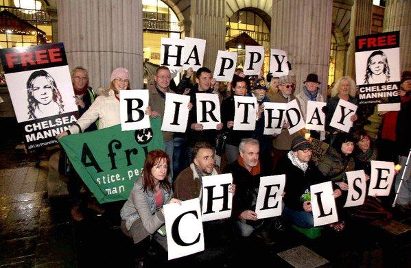Chelsea Birthday Dublin