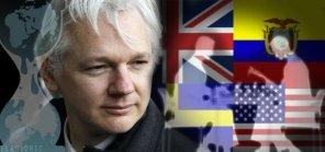 Assange UK Sweden US Ecuador