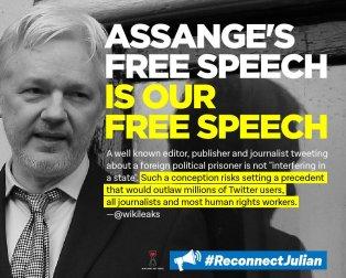 JA's Freedom of Speech